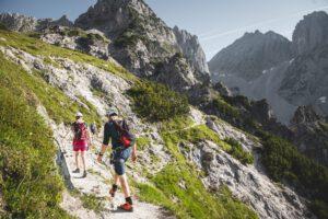 Klettern-Klettersteig-Klamml-Wilder-Kaiser-Foto-Stefan-Leitner-31©stefanleitner